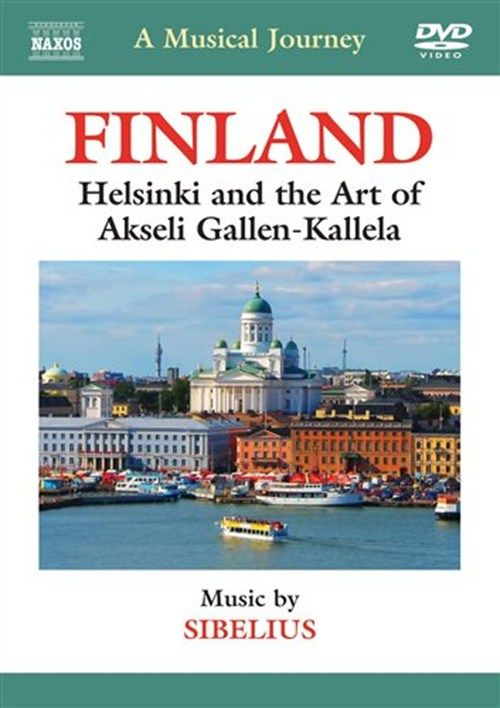 Finland: Helsinki and the Art of Akseli Gallen-Kallela