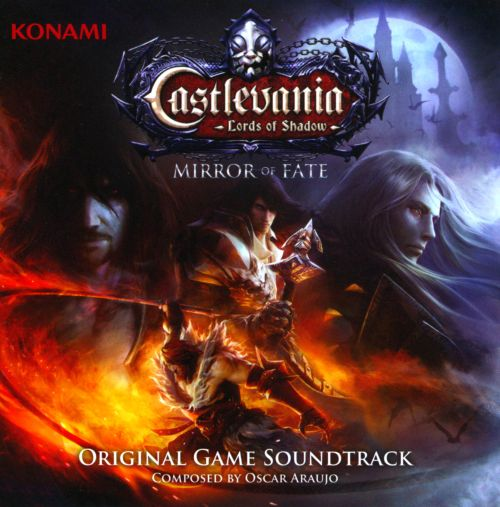 Castlevania: Lords of the Shadow - Mirror of Fate [Game Soundtrack]