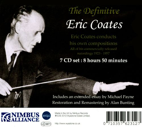 The Definitive Eric Coates