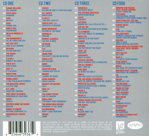 101 80s anthems 5cd for 90s house music hits