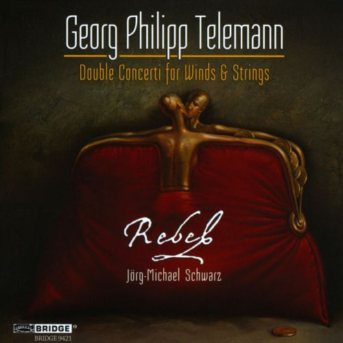 Telemann: Double Concerti for Winds & Strings
