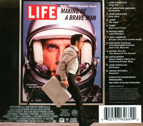 The Secret Life of Walter Mitty [Original Motion Picture ...