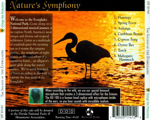 The Sounds of the Everglades: Beautiful Music & the Natural Symphony of the Everglades