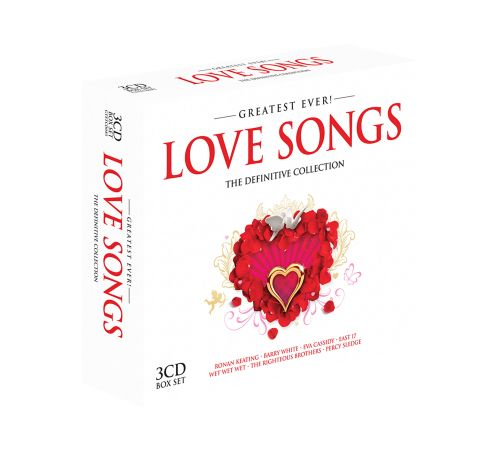The Greatest Ever! Love Songs