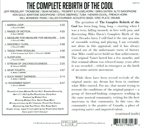 The Complete Rebirth of the Cool