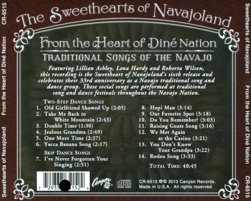 From the Heart of Diné Nation: Traditional Songs of the Navajo