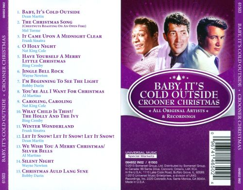 Baby, It's Cold Outside: Crooner Christmas