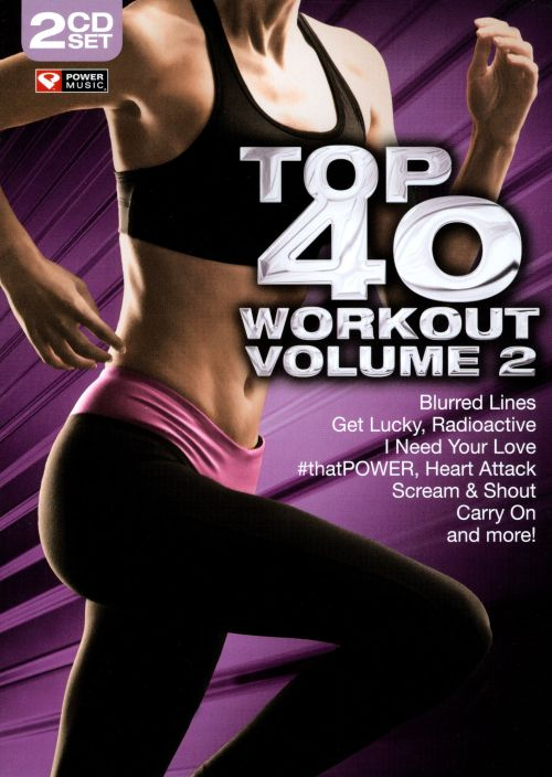 Top 40 Workout, Vol. 2