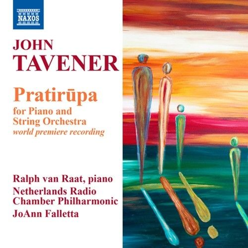 John Tavener: Pratirupa for Piano and String Orchestra