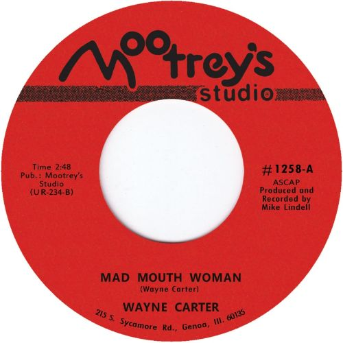 Mad Mouth Woman