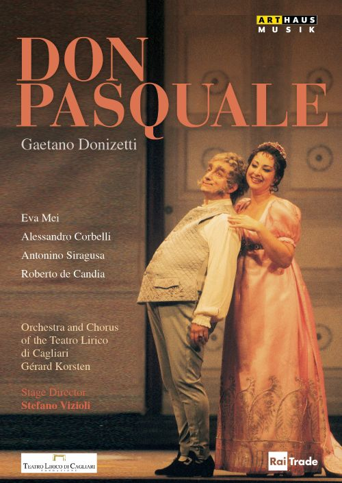 Donizetti: Don Pasquale [Video]