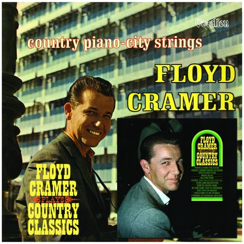 Plays Country Classics/Country Piano-City Strings