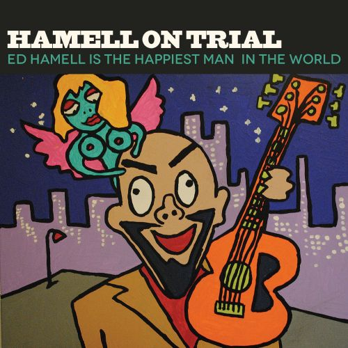 Ed Hamell Is the Happiest Man In the World