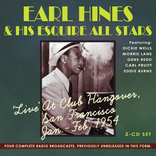 Live At Club Hangover, 1954