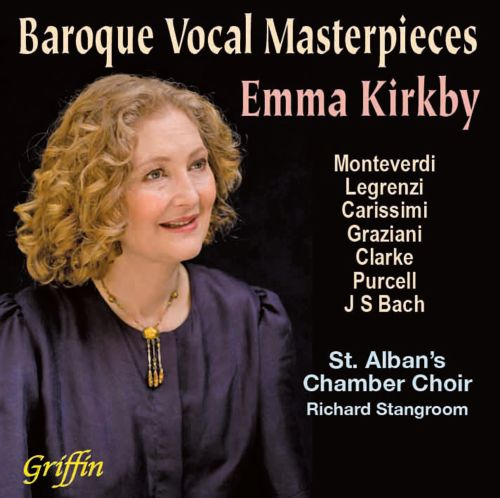 Baroque Vocal Masterpieces