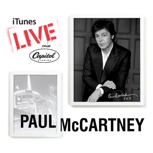 iTunes Live from Capitol Studios