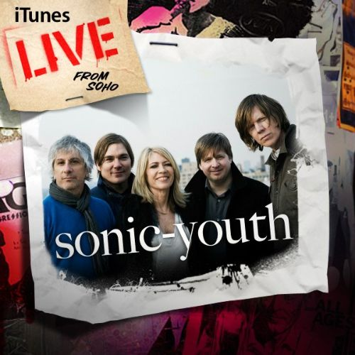 iTunes Live from Soho