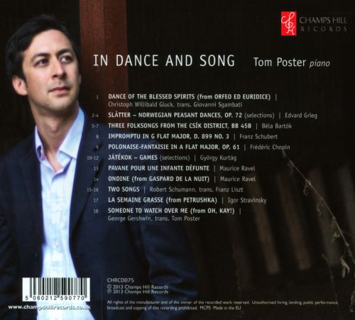 In Dance and Song