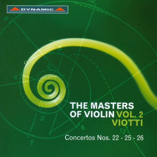 The Masters of Violin, Vol. 2: Viotti