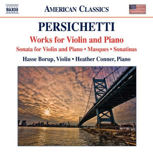 Vincent Persichetti: Works for Violin and Piano