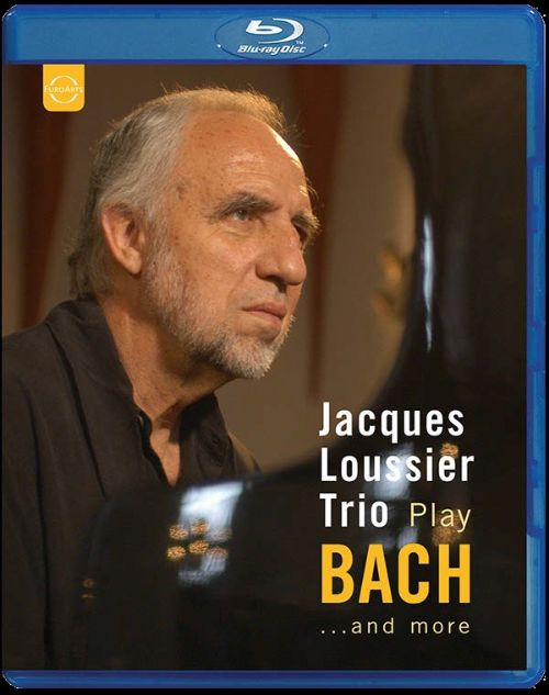 Jacques Loussier Trio Play Bach ...and more [Video]