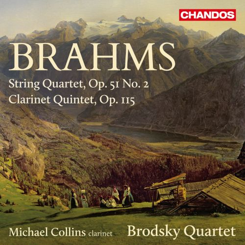 Brahms: String Quartet No. 2