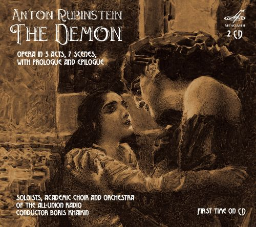 Anton Rubinstein: The Demon