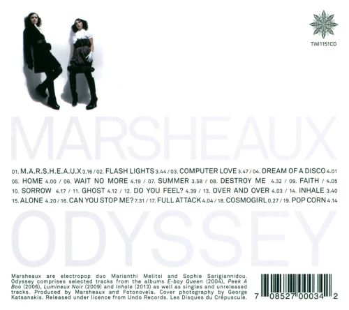 Odyssey: Collection 2004-2014