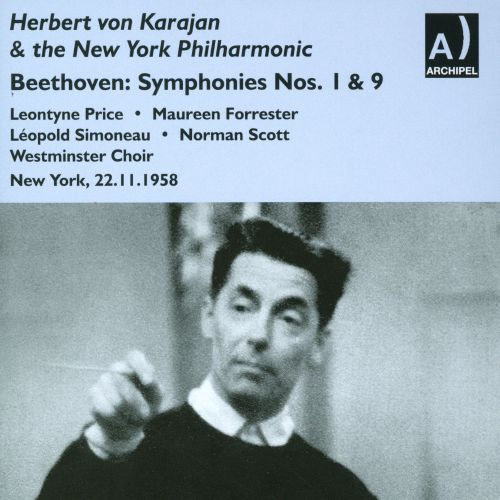 Beethoven: Symphonies Nos. 1, 9
