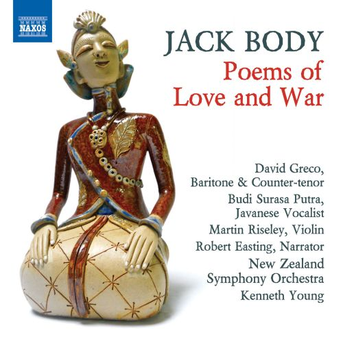 Jack Body: Poems of Love and War