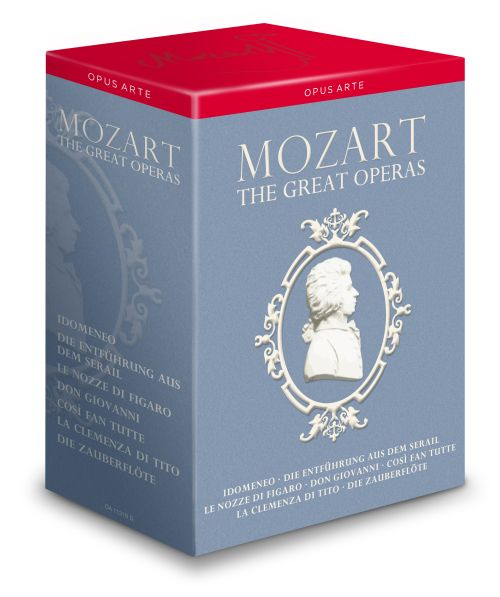 Mozart: The Great Operas [Video]
