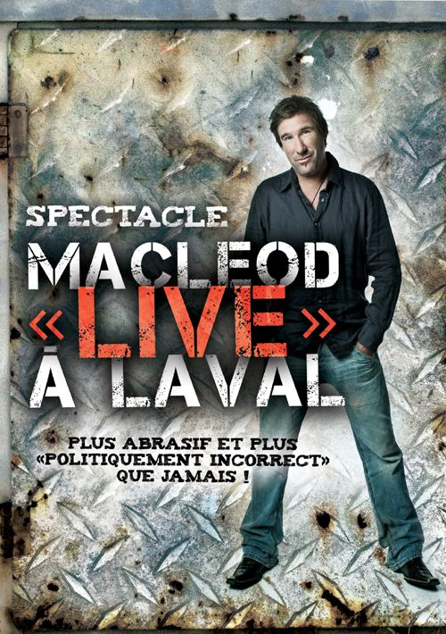 MacLeod Live a Laval