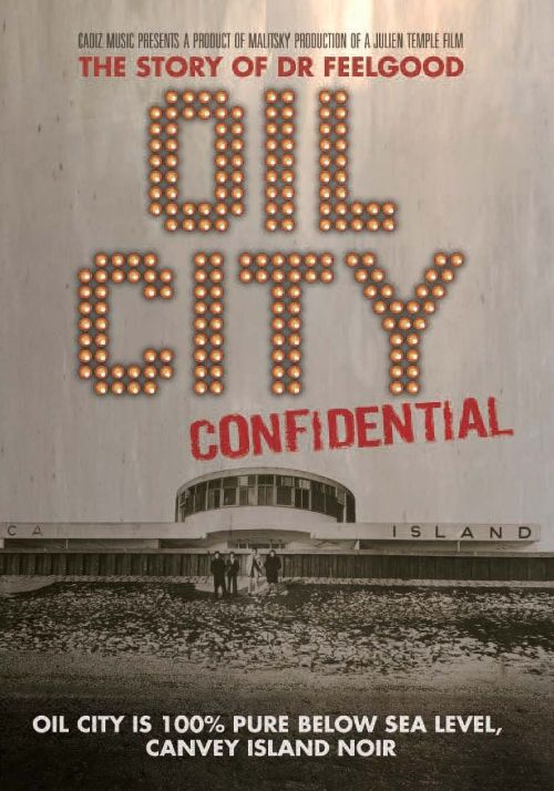Oil City Confidential [DVD]