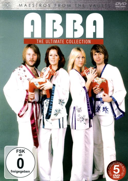 Maestros from the Vaults: Abba the Ultimate Collection