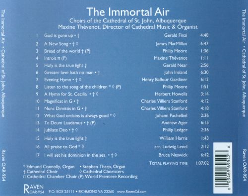 The Immortal Air