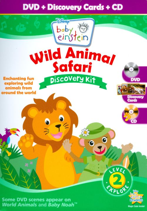 Baby Einstein Wild Animal Safari