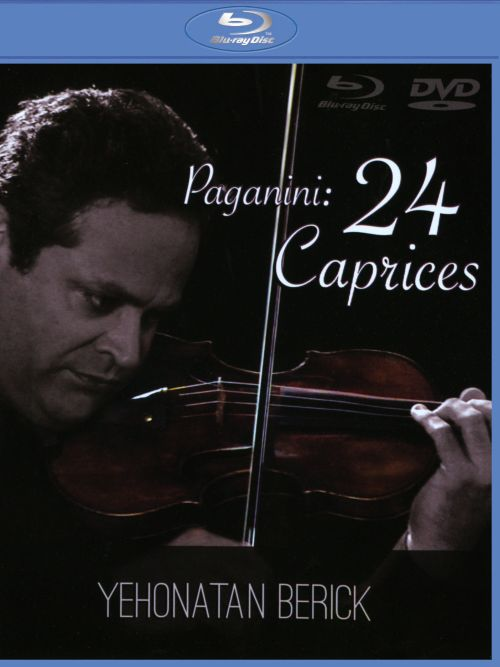 Niccolo Paganini: 24 Caprices