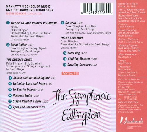 The Symphonic Ellington