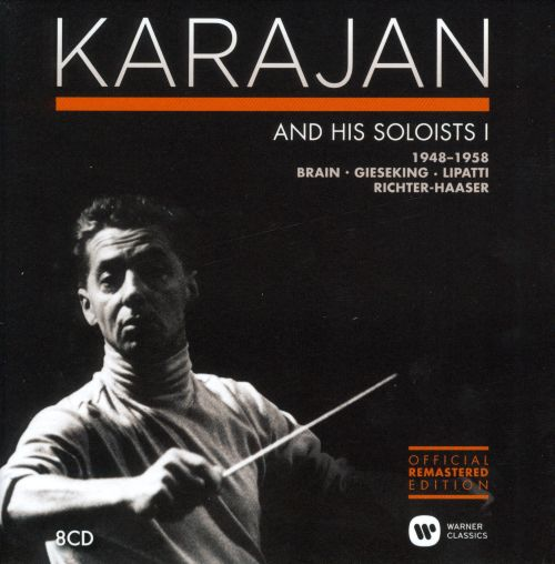 Karajan and His Soloists, Vol. 1 (1948-1958)