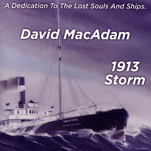 1913 Storm: A Dedication To The Lost Souls And Ships
