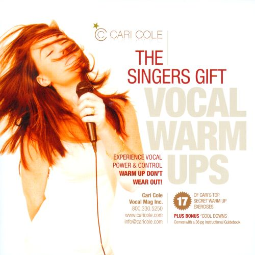 The  Singers Gift: Vocal Warm Ups