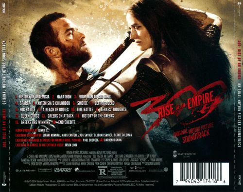 300: Rise of an Empire [Original Motion Picture Soundtrack]