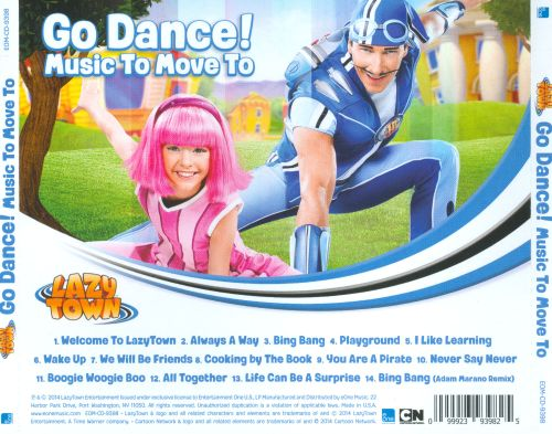Go Dance! Music To Move To