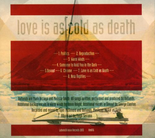Love Is as Cold as Death