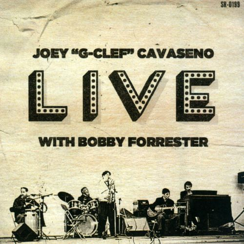 Live with Bobby Forrester