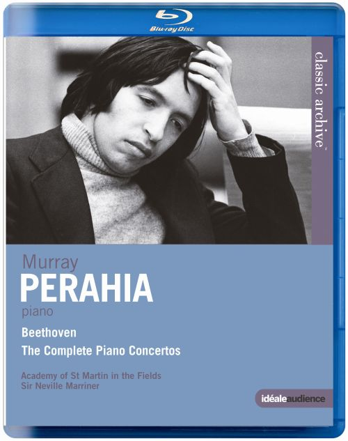 Beethoven: The Complete Piano Concertos [Video]
