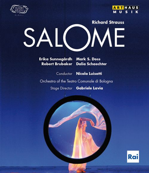 Strauss: Salome [Video]