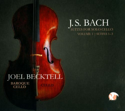 Bach: Suites for Solo Cello, Vol. 1 - Suites 1-3