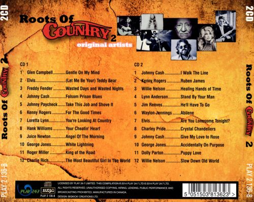 Roots of Country, Vol. 2
