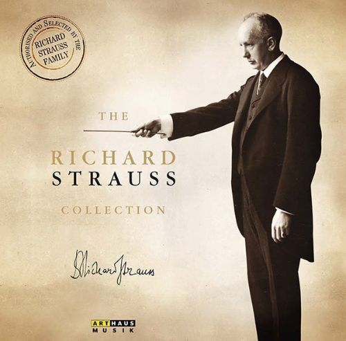 The Richard Strauss Collection [Video]